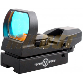 Visor VECTOR OPTICS Sure Shot carril 11mm