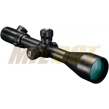 Visor BUSHNELL Elite Tactical 6-24x50 Mil-Dot verde