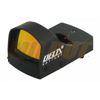 Visor DELTA OPTICAL MiniDot con base Weaver