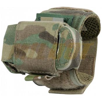 Funda porta GPS de muñeca WARRIOR ASSAULT Multicam