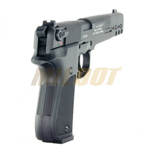 pistola walther cp88 competition co2 4 5mm rh mildot es Walther CP88 Parts Walther P48