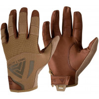 Guantes de cuero DIRECT ACTION Hard coyote