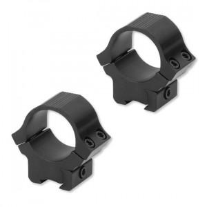 "Anillas SUN OPTICS 1"" bajas para carril de 11mm"