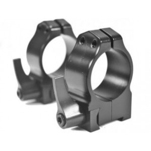 "Anillas WARNE 1"" desmontables para rifles BRNO con carril de 16mm - Medias"