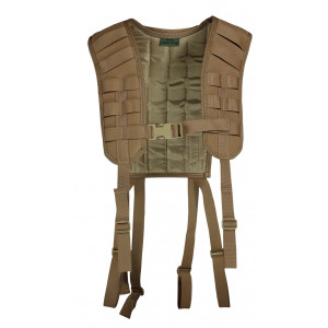Arnés WARRIOR ASSAULT MOLLE Harness coyote