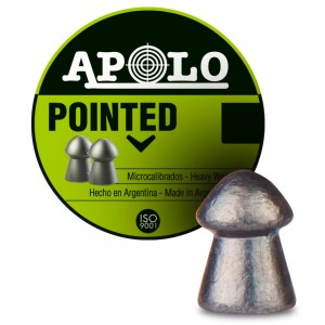 Balines APOLO Pointed 4.5mm