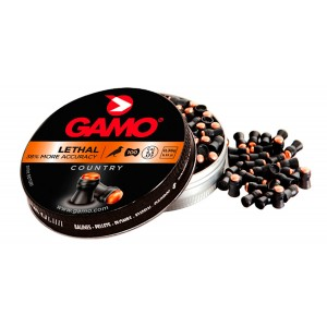 Balines GAMO Lethal Country 4.5 mm