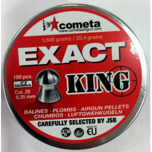 Balines JSB Exact King 6.35 mm