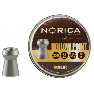 Balines NORICA Hollow Point Field Line 4.5 mm