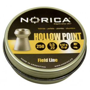 Balines NORICA Hollow Point Field Line 5.5 mm