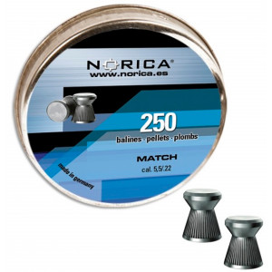 Balines NORICA Match 5.5 mm