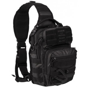 Bandolera MILTEC One Strap Assault Tactical Black SM