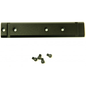 Base WARNE de una pieza para Remington 740, 742 y 760