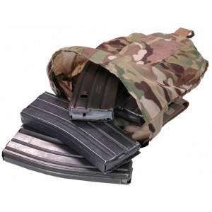 Bolsa de descarga compacta WARRIOR ASSAULT Laser Cut Multicam