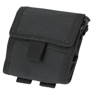 Bolsa de descarga CONDOR MA36 Roll-Up negra