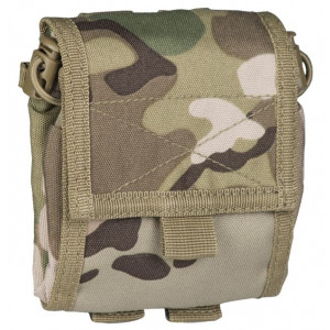 Bolsa de descarga plegable MILTEC MultiCam