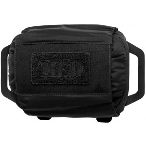 Bolsillo DIRECT ACTION Med Pouch Horizontal MKII negro