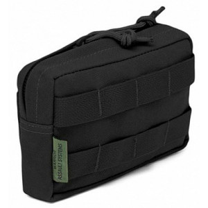Bolsillo WARRIOR ASSAULT Horizontal Utility Pouch Negro