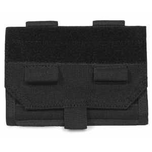 Bolsillo WARRIOR ASSAULT Admin Pouch Negro