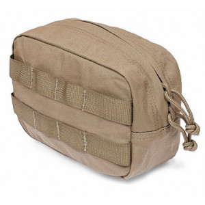 Bolsillo WARRIOR ASSAULT Horizontal Utility Pouch Coyote