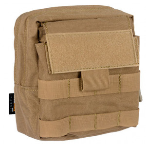 Bolsillo Molle GP Admin Pouch 8FIELDS coyote