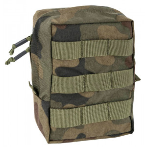 Bolsillo MOLLE General Purpose Cargo de HELIKON-TEX camo Woodland