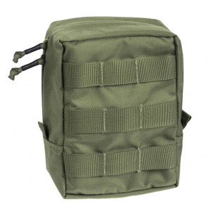 Bolsillo MOLLE General Purpose Cargo de HELIKON-TEX verde