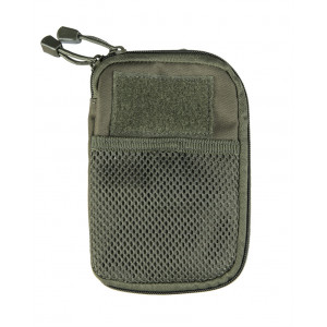 Bolsillo MOLLE MILTEC Belt Office verde
