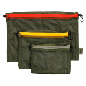 Bolsillos TASMANIAN TIGER Mesh Pocket Set