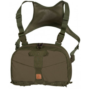 Bolso HELIKON-TEX Chest Pack Numbat verde