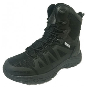 "Botas IMMORTAL WARRIOR Black Ops 6"" negras"