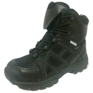 "Botas IMMORTAL WARRIOR Defender 6"" negras"