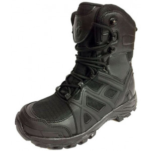 "Botas IMMORTAL WARRIOR Defender 8"" negras"