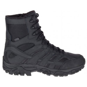 "Botas MERRELL 8"" Moab 2 Tactical Waterproof negras"