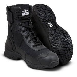 "Botas Original S.W.A.T. Hawk 9"" Side-Zip"
