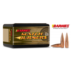 Puntas BARNES Match Calibre 6.5mm - .264 de 140 Grains