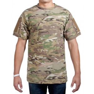 Camiseta instructor DELTA TACTICS MultiCam