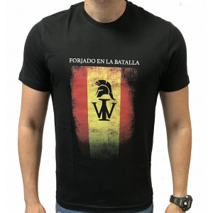 Camiseta IMMORTAL WARRIOR logo España
