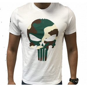 Camiseta IMMORTAL WARRIOR Punisher Camuflaje