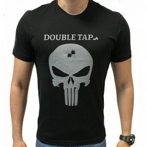 Camiseta IMMORTAL WARRIOR Punisher Double Tap