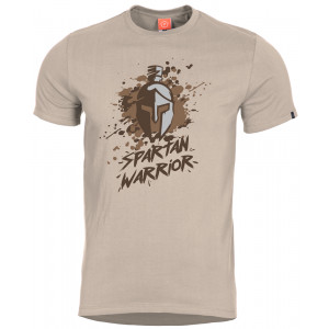 Camiseta PENTAGON Spartan Warrior kaki