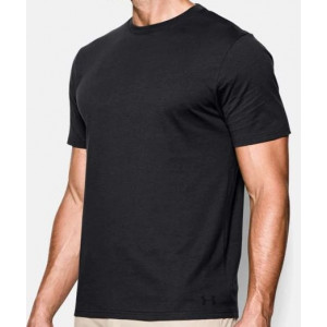 Camiseta UNDER ARMOUR Tactical Charged Cotton negra