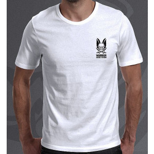 Camiseta WARRIOR ASSAULT blanca