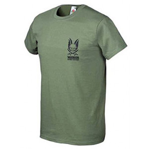 Camiseta WARRIOR ASSAULT verde