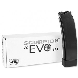 Cargador ASG Scorpion Evo 6mm