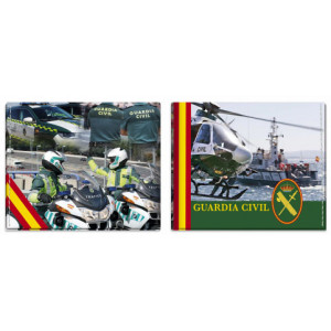Cartera Guardia Civil