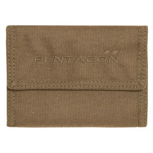 Cartera PENTAGON Stater Wallet 2.0 coyote