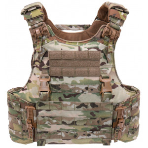 Chaleco portaplacas WARRIOR ASSAULT QRC MultiCam