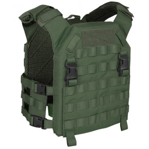 Chaleco porta placas WARRIOR ASSAULT Recon Verde OD
