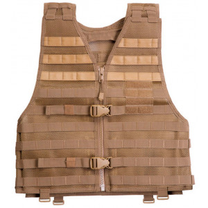 Chaleco táctico 5.11 LBE Molle coyote